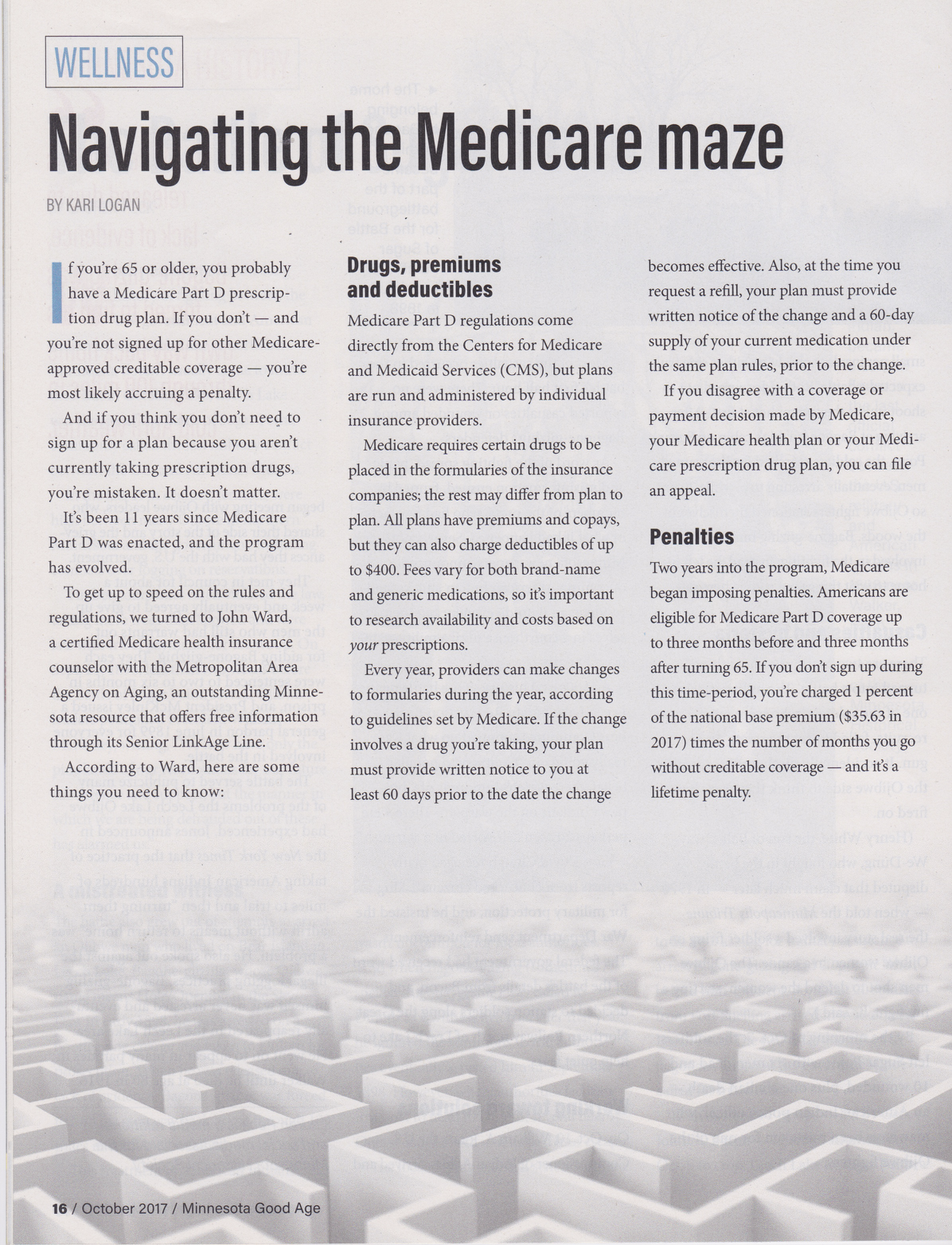 Navigating the Medicare maze